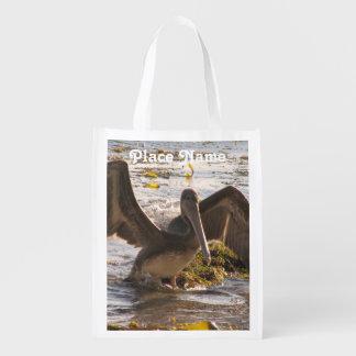 Pelícanos Bolsa Para La Compra