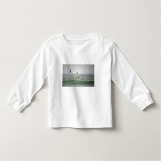 Pelicans at Horsfall Beach, Oregon Toddler T-shirt