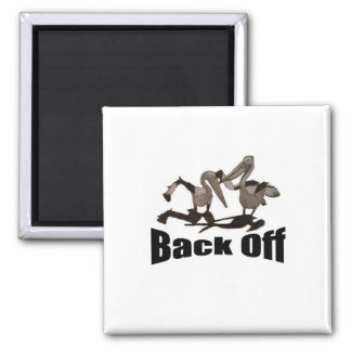 Pelicans Back Off Magnet