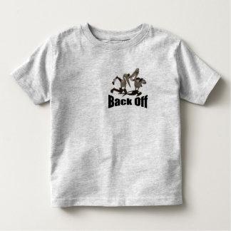 Pelicans Back Off Toddler T-shirt