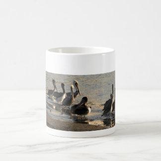 Pelicans Beach Mug