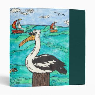 Pelicans Binder