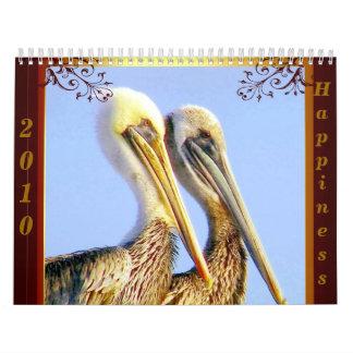 Pelican's & Friends_2010 Calendar Calendars