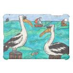 Pelicans  iPad mini case