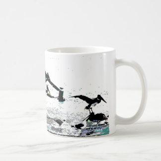 Pelicans Landing Mug