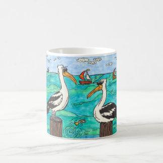 Pelicans Mug