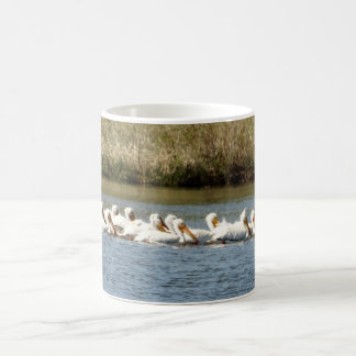 Pelicans on the Lake Mug