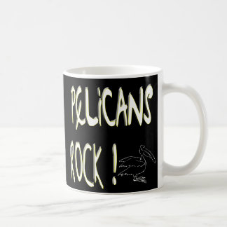 Pelicans Rock! Mug