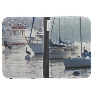 Pelicans & Saiboats Kindle Caseable Case Case For The Kindle