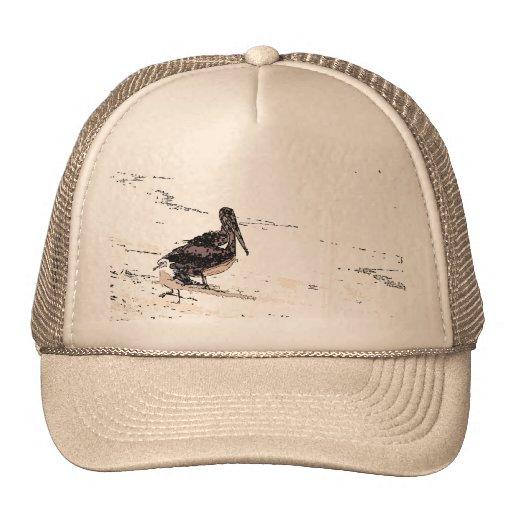 Pelicans/Seagull Beach Hat