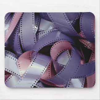 película blanco y negro de 35 milímetros alfombrillas de raton