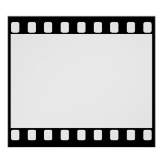 película de 35m m impresiones