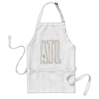 Película de ATL que cocina el delantal