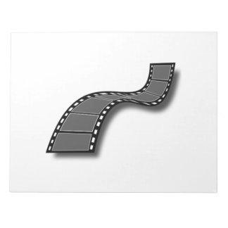 Película de cine blocs