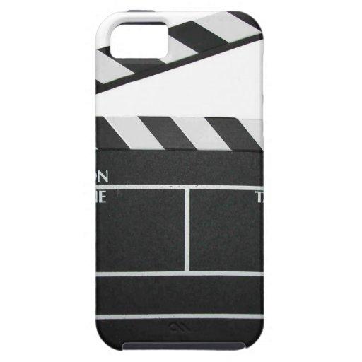 Película de la chapaleta de la pizarra de la iPhone 5 funda