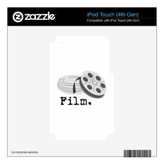 Película iPod Touch 4G Skin