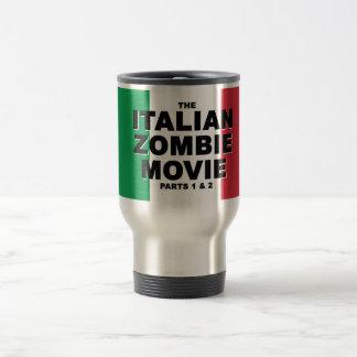 Película italiana del zombi - taza estupenda