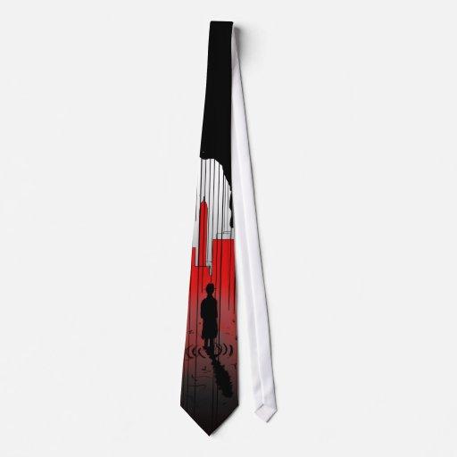 Película Noir Corbatas Personalizadas
