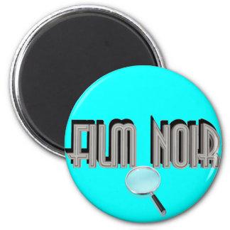 Película Noir Imán Redondo 5 Cm