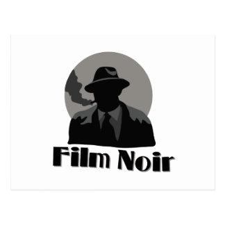 Película Noir Tarjeta Postal