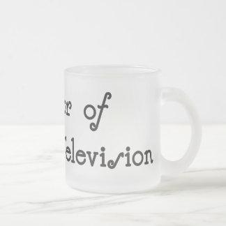 Película y televisión tazas de café
