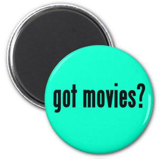 ¿películas conseguidas? imán redondo 5 cm