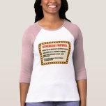 Películas de la genealogía camisetas
