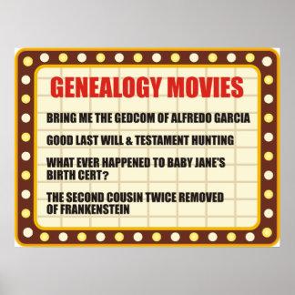 Películas de la genealogía poster