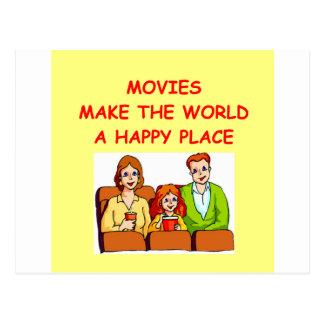 películas postales