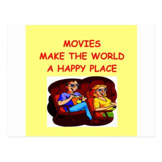 películas tarjetas postales