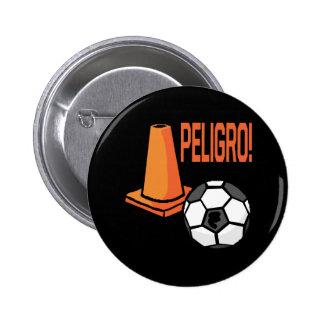 Peligro Buttons
