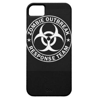 peligro d que camina del equipo de la respuesta funda para iPhone SE/5/5s