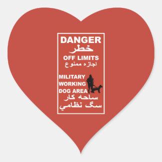 Peligro de la muestra de los límites, Afganistán