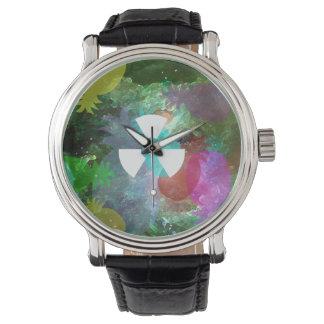 Peligro extenso relojes