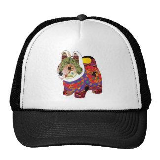 peligro-gatito gorra