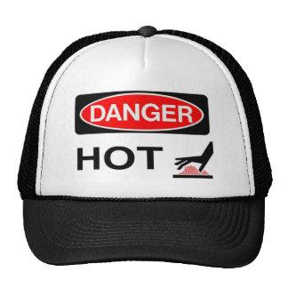 Peligro: Gorra caliente