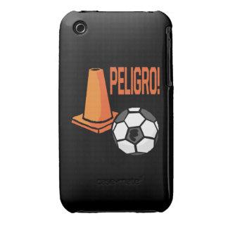 Peligro iPhone 3 Case