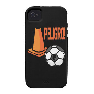 Peligro iPhone 4 Case