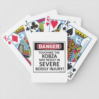 Peligro Kobza Baraja Cartas De Poker