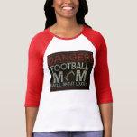 ¡Peligro! La mamá del fútbol gritará en alta voz c Camisetas