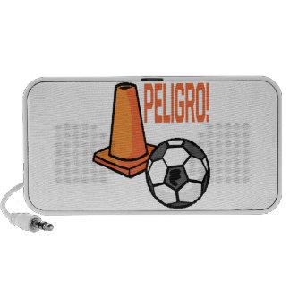 Peligro Laptop Speaker