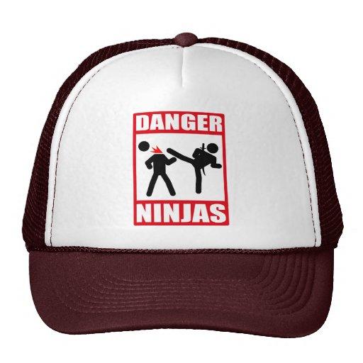 Peligro Ninjas Gorra