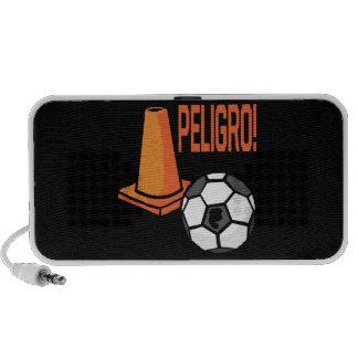 Peligro Notebook Speakers