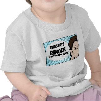¡Peligro?! Camiseta