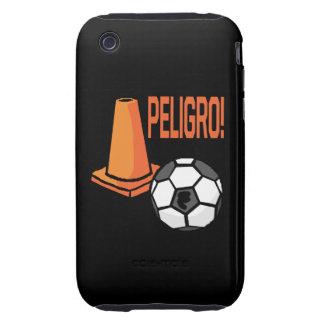 Peligro Tough iPhone 3 Cover