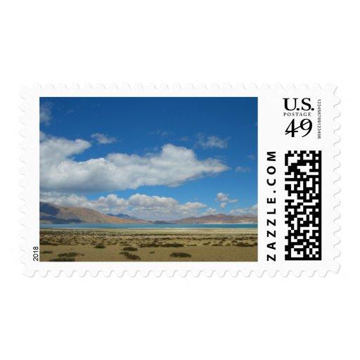 Pelkhu Tso Stamp