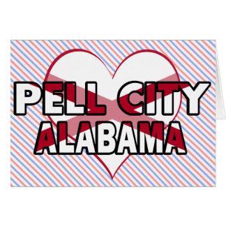 Pell City, Alabama Card