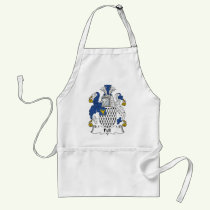 Pell Family Crest Apron