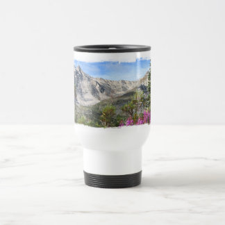 Pelly Mountain Vista; 2012 Calendar Travel Mug