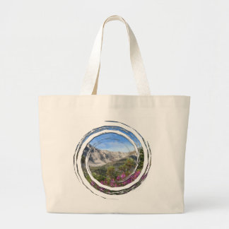 Pelly Mountain Vista Tote Bag